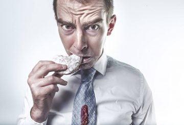 רגשות אשם על אכילת מתוקים